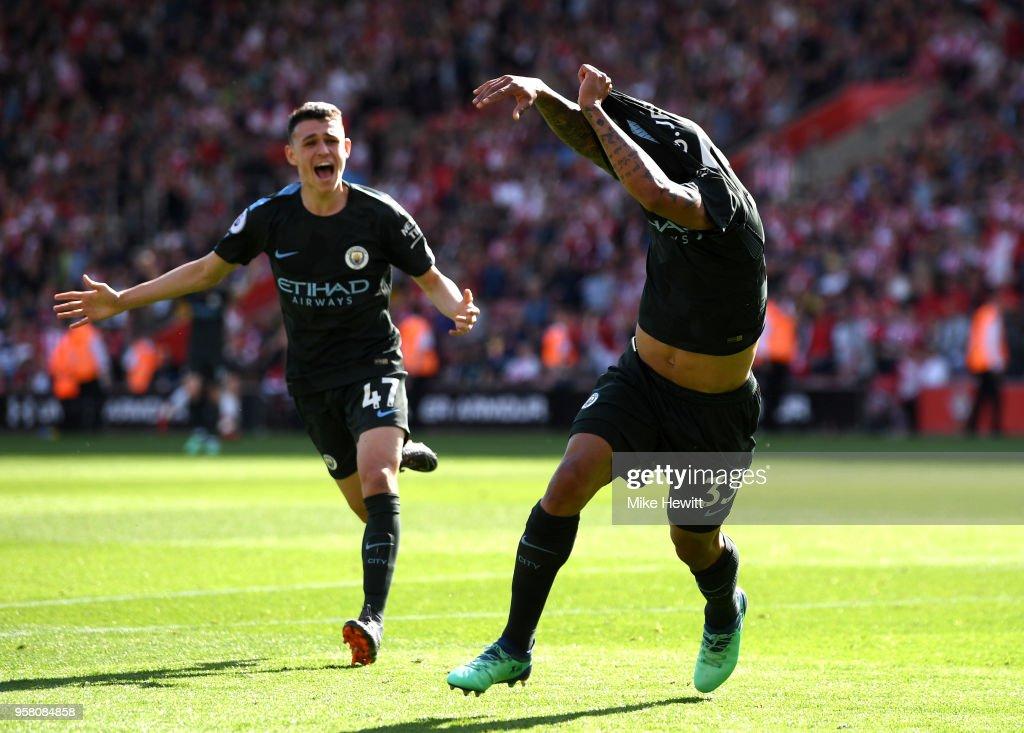 Southampton v Manchester City - Premier League