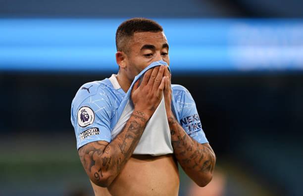 GBR: Manchester City v Manchester United - Premier League