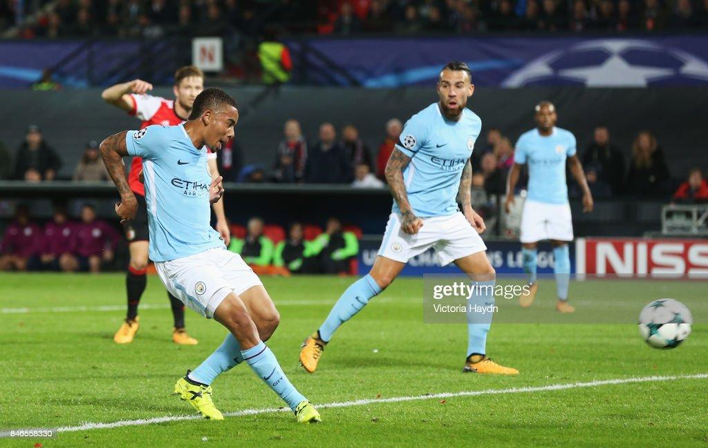 Feyenoord v Manchester City - UEFA Champions League