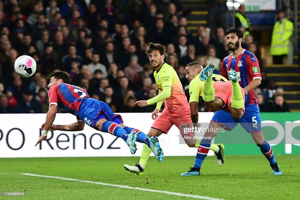 Crystal Palace v Manchester City - Premier League : ニュース写真