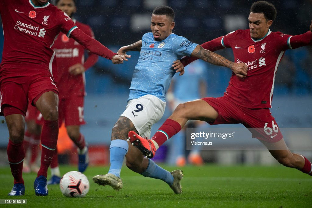 Manchester City v Liverpool - Premier League : News Photo