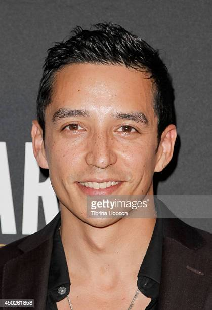 Gabriel Luna attends the National Association of Latino Independent Producers gala awards at Sheraton Universal on June 7 2014 in Universal City...