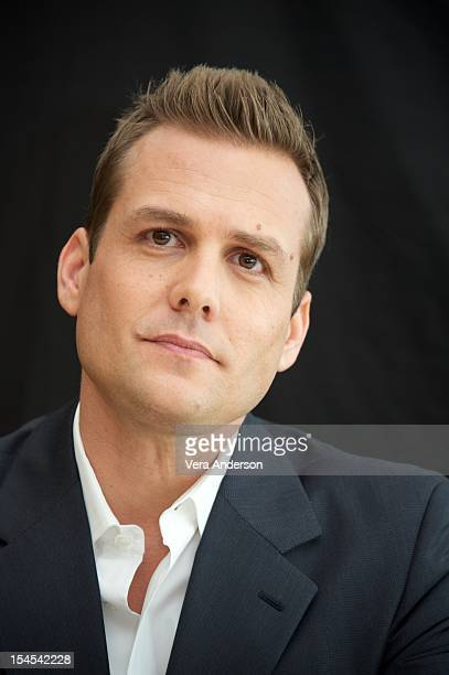 Gabriel Macht at the Suits Press Conference at the Four Seasons Hotel on October 20 2012 in Beverly Hills California