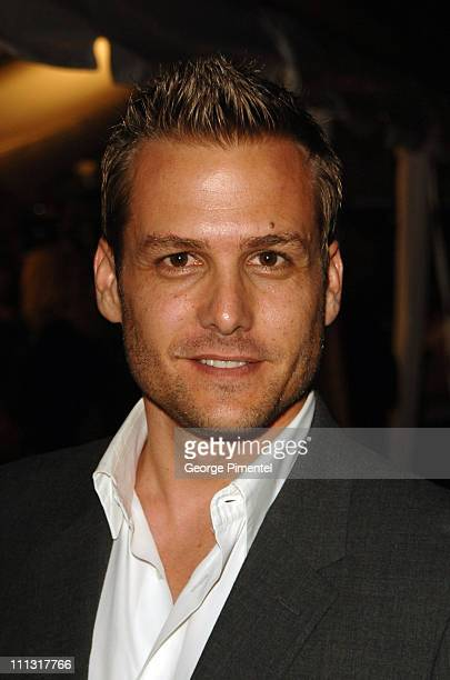 """Gabriel Macht during 31st Annual Toronto International Film Festival - """"Babel"""" Premiere - Arrivals at Roy Thompson Hall in Toronto, Ontario, Canada."""