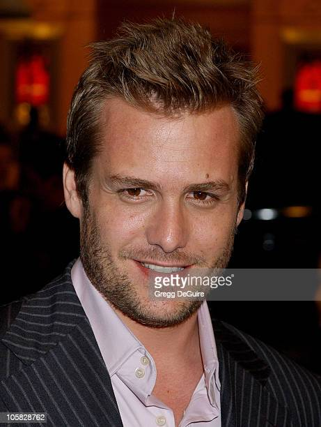 Gabriel Macht during A Love Song for Bobby Long Los Angeles Premiere Arrivals at Mann Bruin Theatre in Westwood California United States