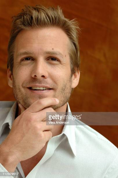 """Gabriel Macht during """"Because I Said So"""" Press Conference with Diane Keaton, Mandy Moore, Lauren Graham and Gabriel Macht at Four Season Beverly..."""