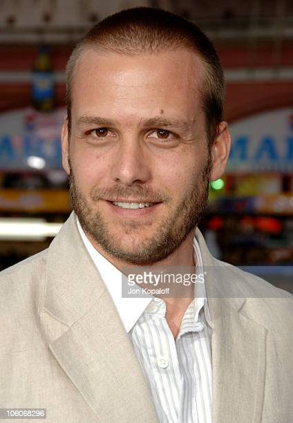 """Gabriel Macht during """"Poseidon"""" Los Angeles Premiere - Arrivals at GraumanIs Chinese Theater in Hollywood, California, United States."""