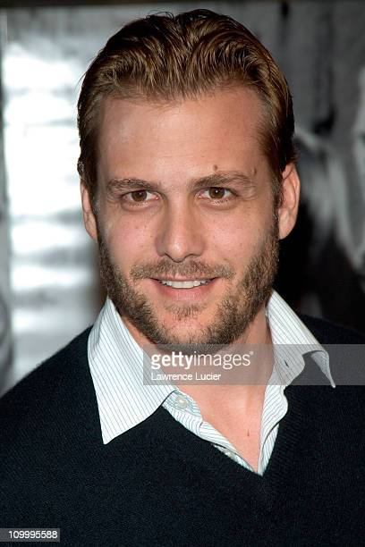 Gabriel Macht during Walk the Line New York City Premiere - Outside Arrivals at Beacon Theater in New York City, New York, United States.