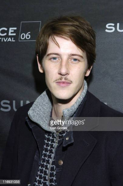 Gabriel Mann during 2006 Sundance Film Festival 'Don't Come Knockin' Premiere at Eccles in Park City Utah