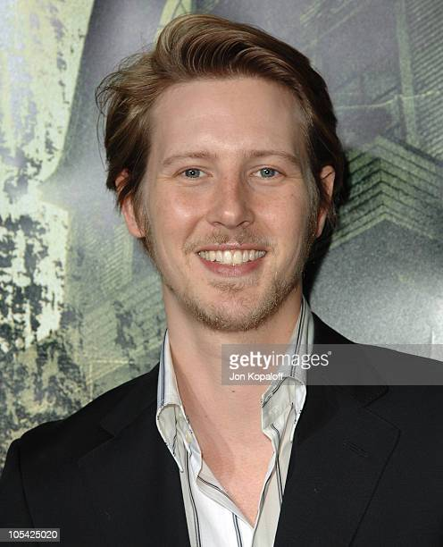 Gabriel Mann during The Amityville Horror World Premiere at Arclight Cinerama Dome in Hollywood California United States