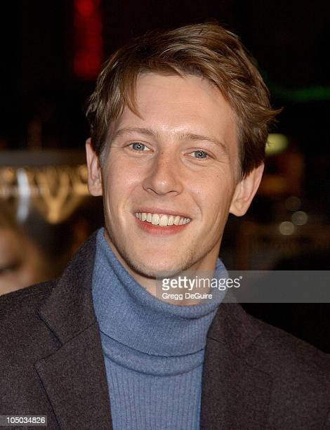 Gabriel Mann during 'The Life Of David Gale' Special Screening at Universal Studios Hollywood CityWalk Cinemas in Universal City California United...