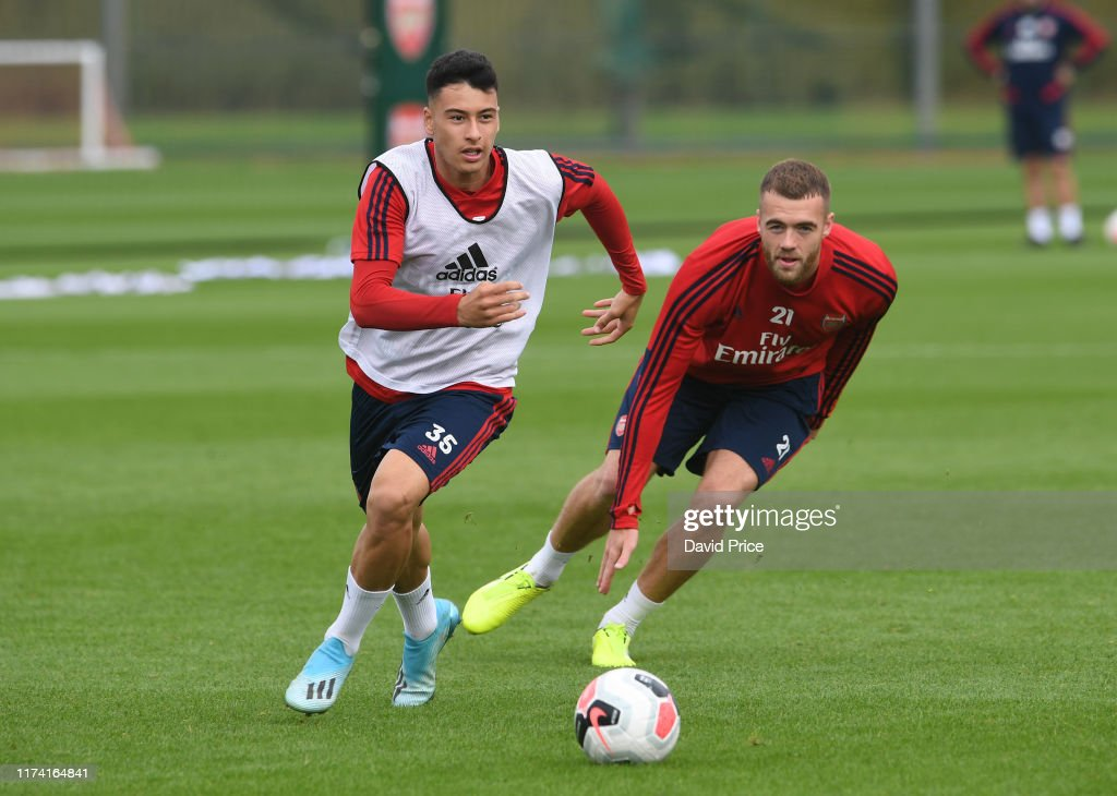 Arsenal Training Session : Foto jornalística