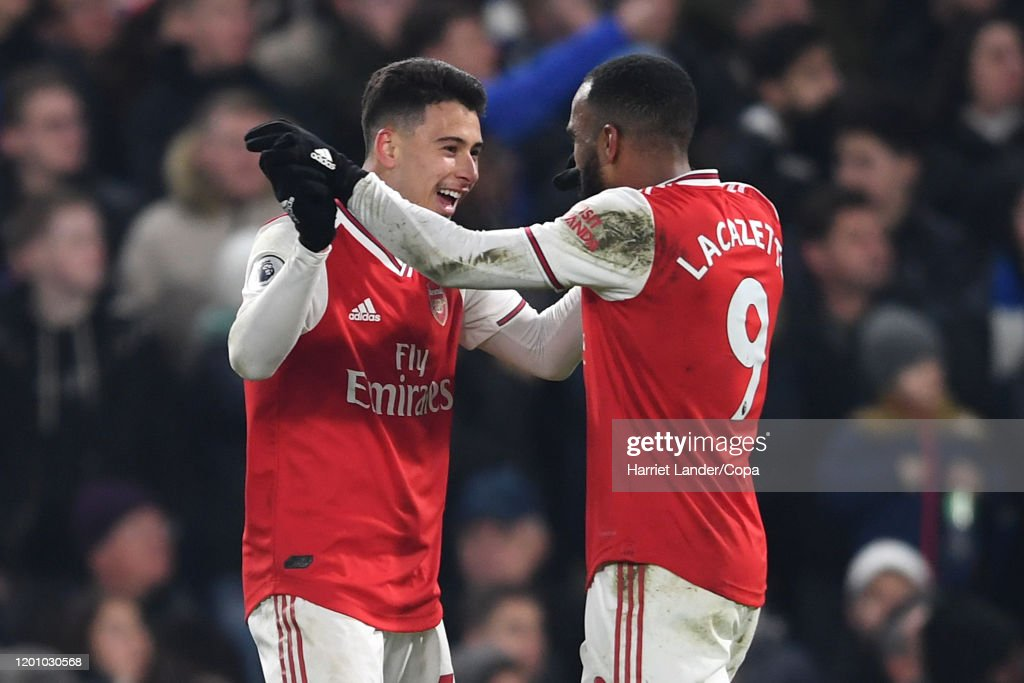 Chelsea FC v Arsenal FC - Premier League : News Photo