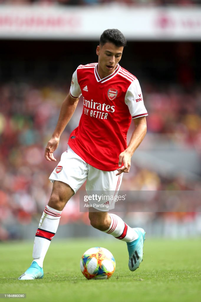 Arsenal v Olympique Lyonnais - Emirates Cup : News Photo