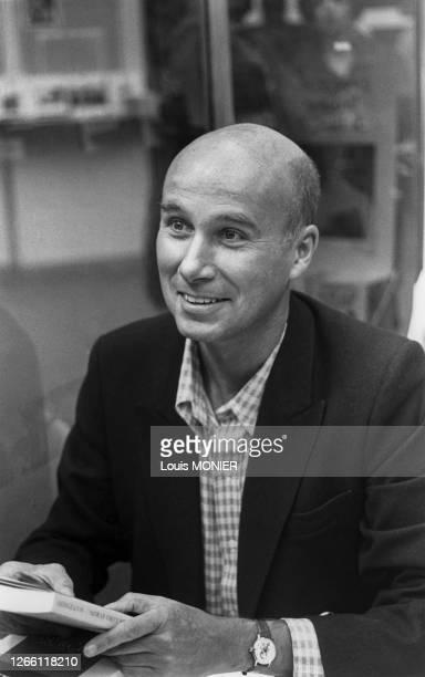 Gabriel Matzneff en France, en mars 1984.