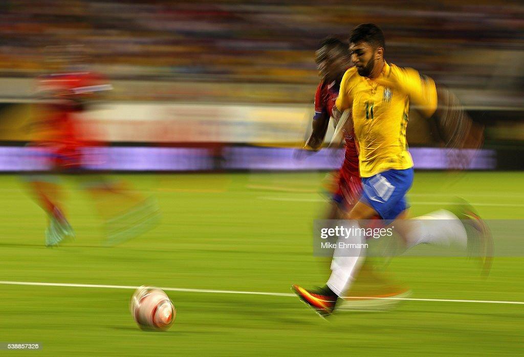 Brazil v Haiti: Group B - Copa America Centenario : ニュース写真