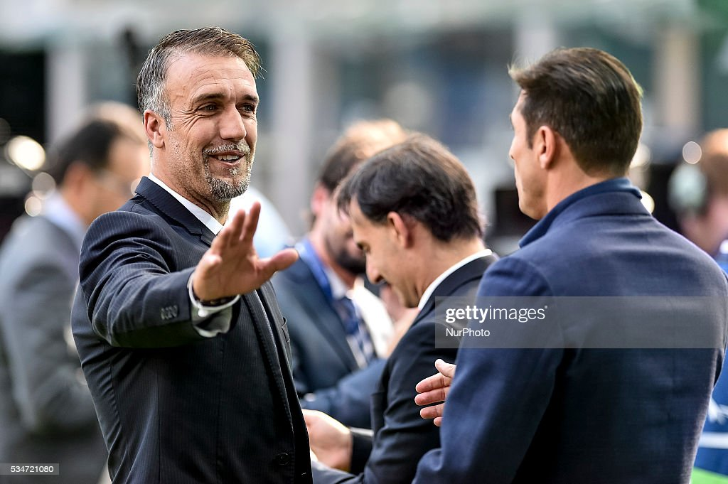 Real Madrid v Club Atletico de Madrid - UEFA Champions League Final Previews : News Photo