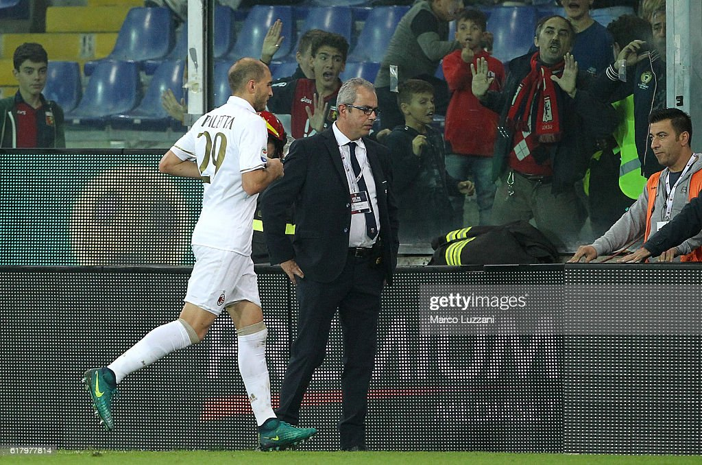 Genoa CFC v AC Milan - Serie A : News Photo