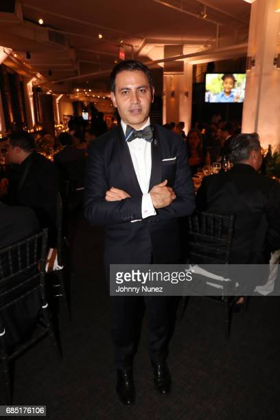 Gabriel RiveraBarraza attends the Glasswing International 10th Anniversary Gala at Tribeca Rooftop on May 18 2017 in New York City