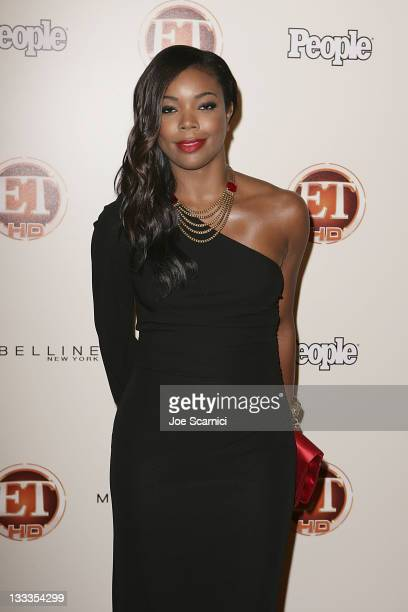 Gabriel Union arrives at Vibiana for the 13th Annual Entertainment Tonight and People magazine Emmys After Party on September 20 2009 in Los Angeles...