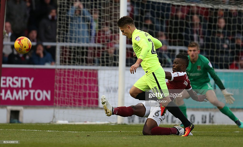 Northampton Town v Peterborough United - Sky Bet League One