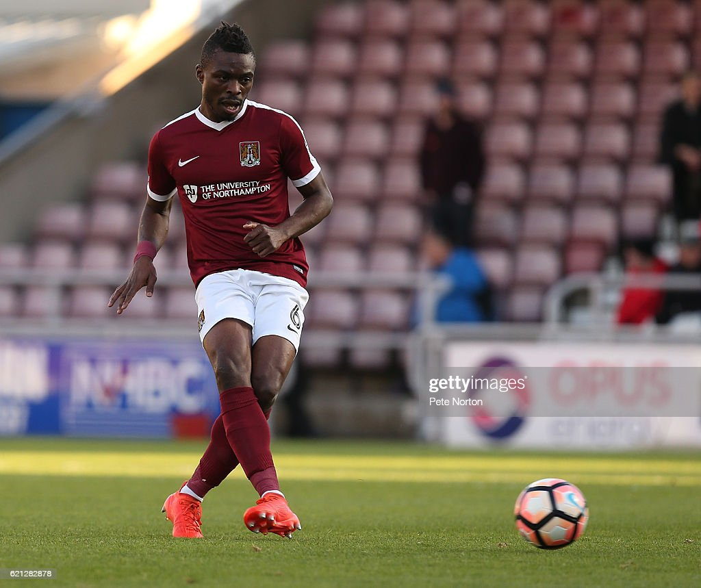 Northampton Town v Harrow Borough - The Emirates FA Cup First Round