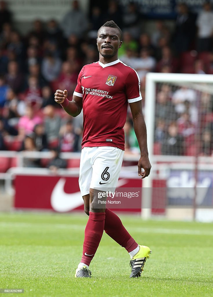 Northampton Town v A.F.C. Wimbledon - Sky Bet League One