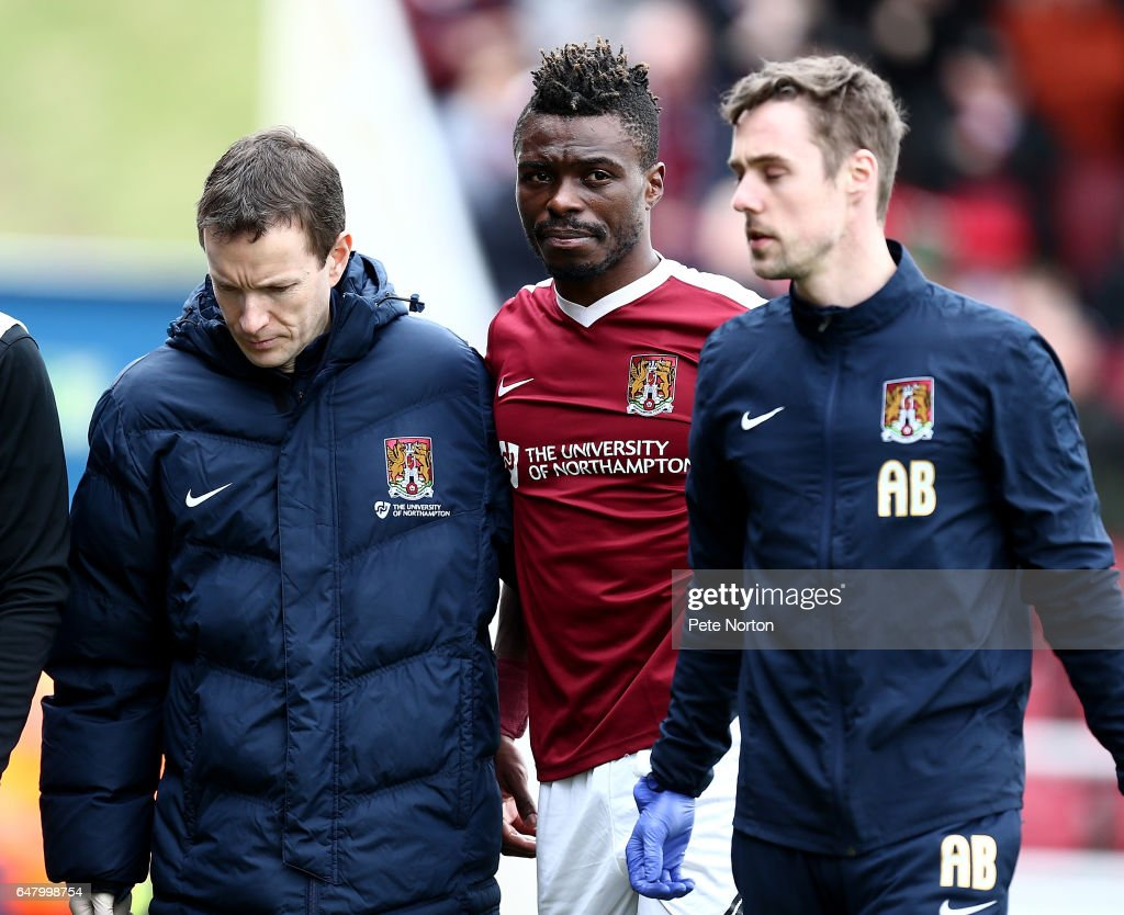 Northampton Town v Charlton Athletic - Sky Bet League One