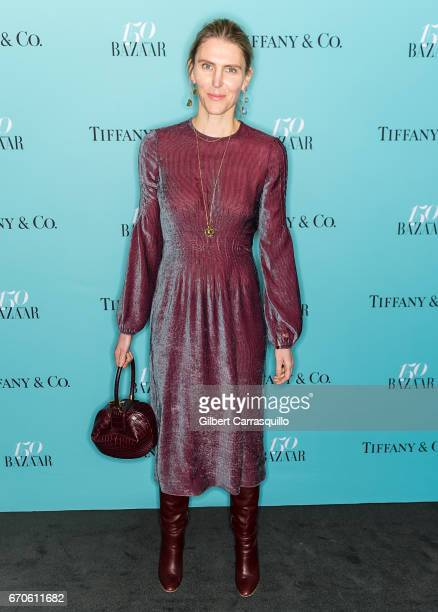 45ed41e06053 Gabriela Hearst attends Harper s BAZAAR 150th Anniversary Event presented  with Tiffany Co at The Rainbow Room
