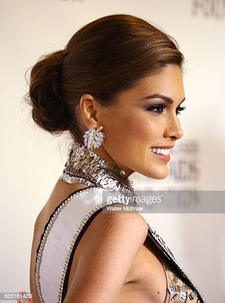 Gabriela Isler attends the Elizabeth Glaser Pediatric Aids Foundation 25th Anniversary at Best Buy Theatre on December 3 2013 in New York City