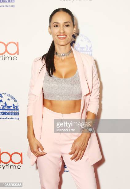 Gabriela Lopez attends the 2018 Daytime Hollywood Beauty Awards held on September 14 2018 in Hollywood California