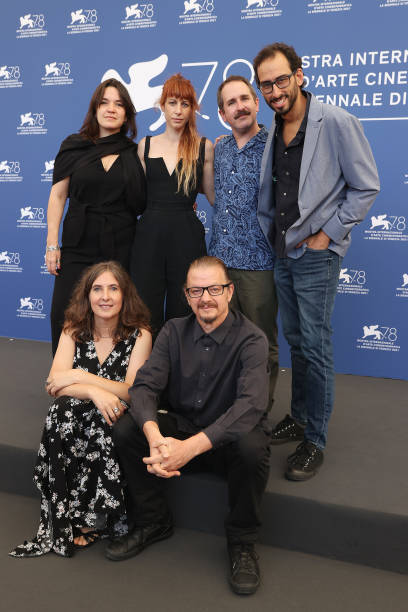 "ITA: ""El Otro Tom"" Photocall - The 78th Venice International Film Festival"