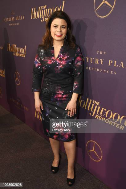 Gabriela Rodrigue attends The Hollywood Reporter's 7th Annual Nominees Night presented by MercedesBenz Century Plaza Residences and Heineken USA at...