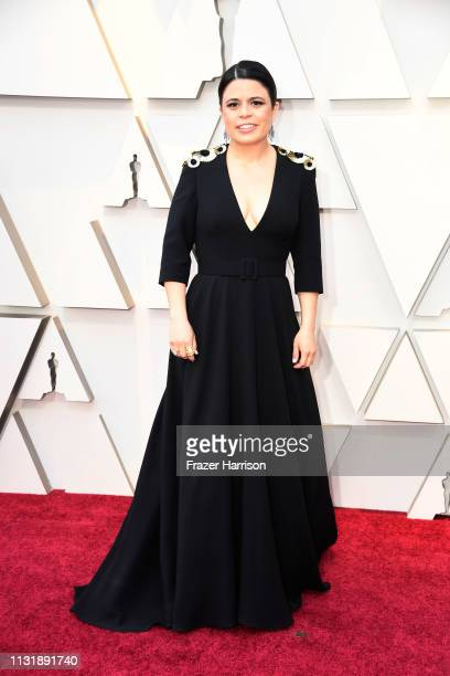 Gabriela Rodriguez attends the 91st Annual Academy Awards at Hollywood and Highland on February 24 2019 in Hollywood California