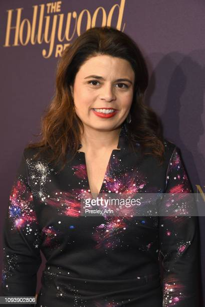 Gabriela Rodriguez attends The Hollywood Reporter's 7th Annual Nominees Night presented by MercedesBenz Century Plaza Residences and Heineken USA at...