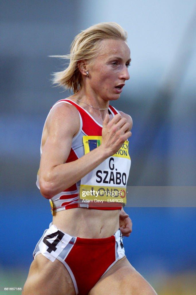 Athletics - Norwich Union London Grand Prix - Crystal Palace : News Photo