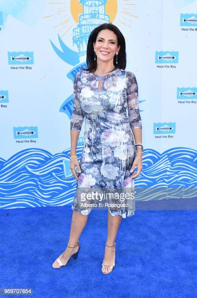 Gabriela Teissier attends the 2018 Heal The Bay's Bring Back The Beach Awards Gala at The Jonathan Club on May 17, 2018 in Santa Monica, California.