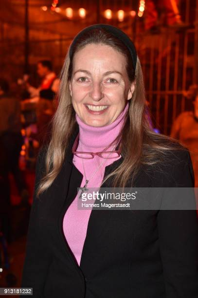 Gabriela von Habsburg during Circus Krone celebrates premiere of 'Hommage' at Circus Krone on February 1 2018 in Munich Germany