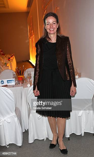 Gabriela von Habsburg during the PIN Party 'Lets Party 4 Art' at Neue Pinakothek on November 22 2014 in Munich Germany