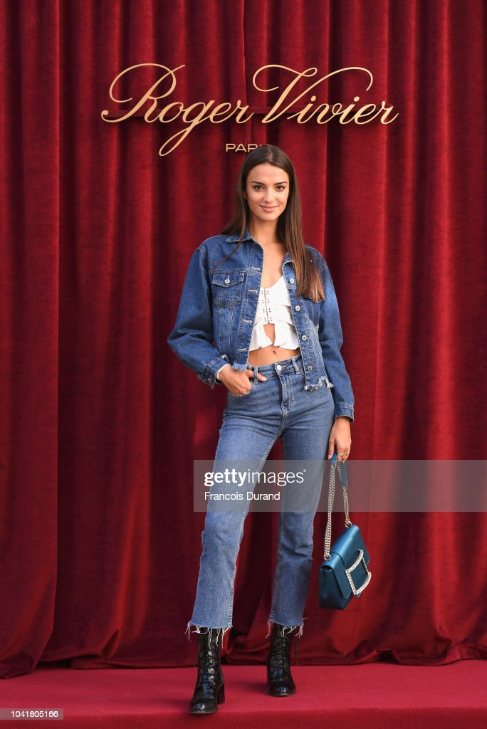 Roger Vivier: Hotel Vivier Presentation Spring/Summer 2019 During Paris Fashion Week : News Photo