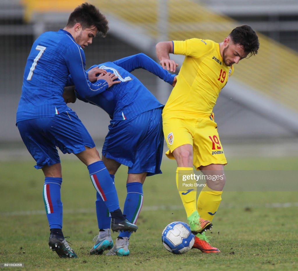 Italy U18 v Romania U18 - International Friendly