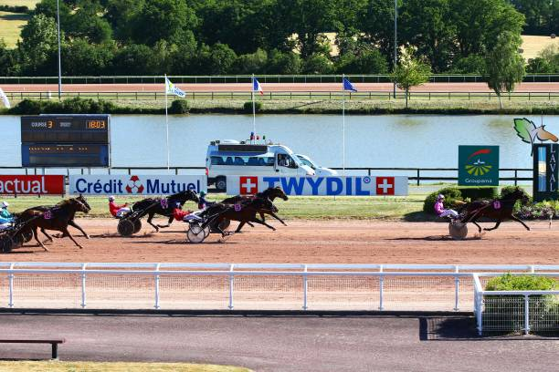 FRA: Horse racing - Laval meeting