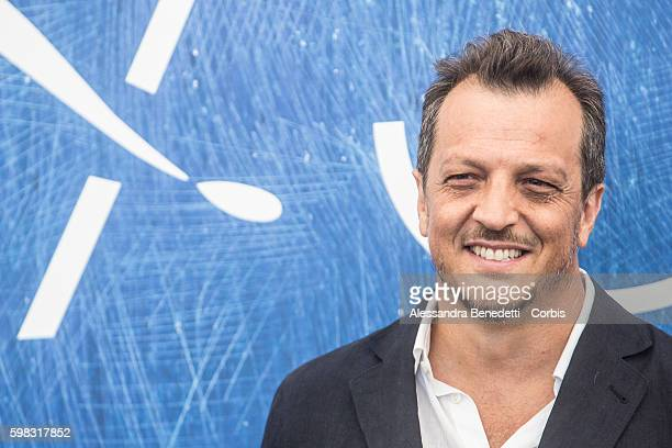 Gabriele Muccino attends a photocall for 'L'Estate Addosso Summertime' during the 73rd Venice Film Festival at on September 1 2016 in Venice Italy