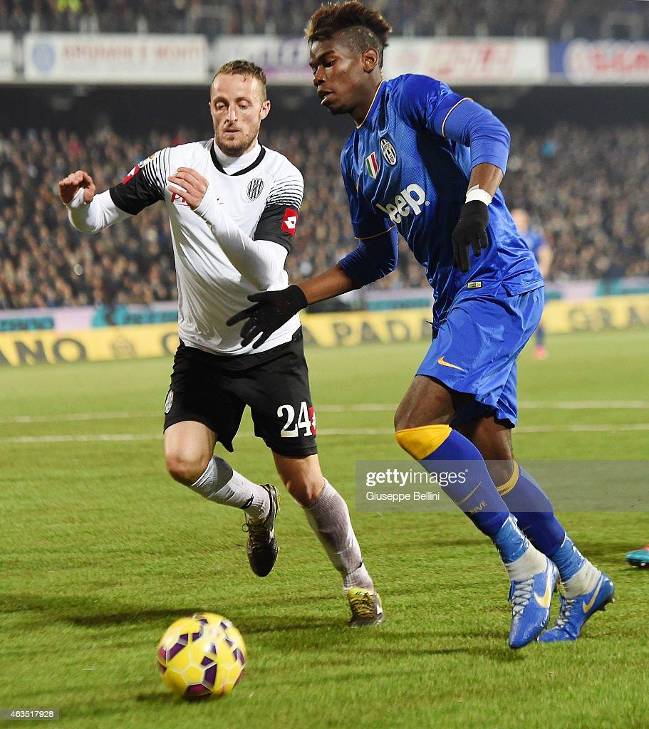 AC Cesena v Juventus FC - Serie A : News Photo
