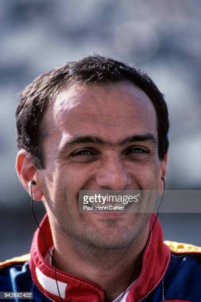 Gabriele Tarquini Grand Prix of France Circuit de Nevers MagnyCours 07 July 1991