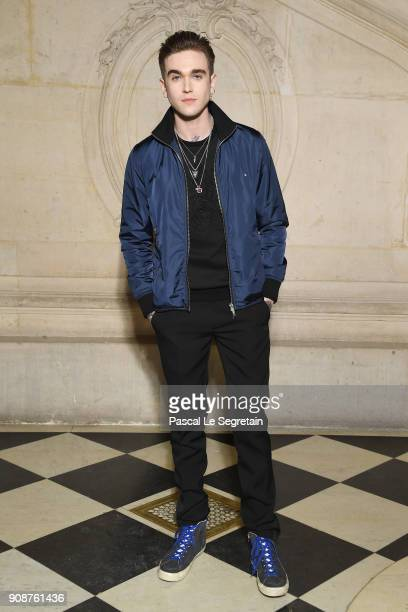 GabrielKane DayLewis attends the Christian Dior Haute Couture Spring Summer 2018 show as part of Paris Fashion Week on January 22 2018 in Paris France