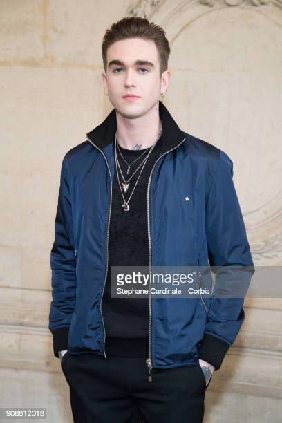 GabrielKane DayLewis attends the Christian Dior Haute Couture Spring Summer 2018 show as part of Paris Fashion Week January 22 2018 in Paris France