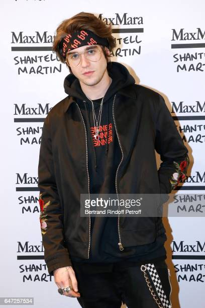 GabrielKane DayLewis attends the Max Mara 'Prism in Motion' Eventas with the presentation of the new collection Capsule of sunglasses Max Mara...