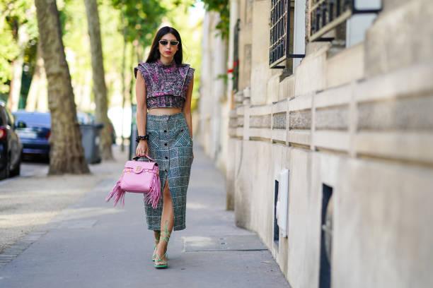 FRA: Gabriella Berdugo : Fashion Photo Session In Paris