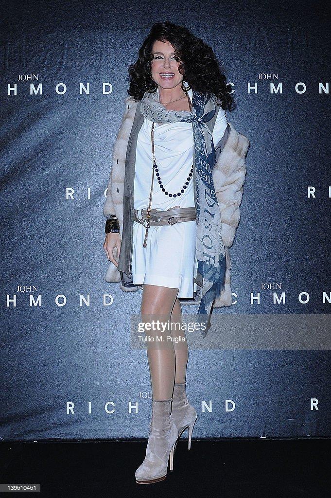 John Richmond: Arrivals - Milan Fashion Week Womenswear Autumn/Winter 2012/2013